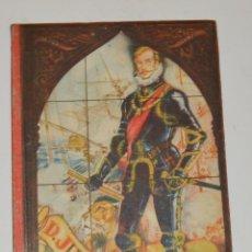 Libros antiguos: D. JUAN DE AUSTRIA - COLECCION IMPERIO - SANTIAGO VIVES - 1942 - ILUSTRA BECQUER - PORTADA RIERA. Lote 172849337