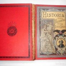 Libros antiguos: ENRIQUE LEOPOLDO DE VERNEUILL HISTORIA BIOGRÁFICA DE LOS PRESIDENTES DE LO ESTADOS UNIDOS Y95555. Lote 173368799