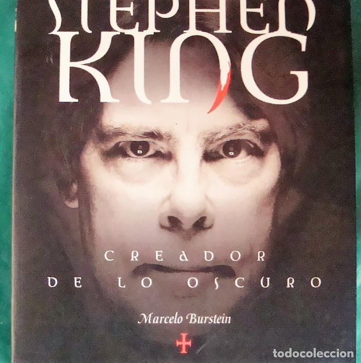STEPHEN KING BIOGRAFIA (Libros Antiguos, Raros y Curiosos - Biografías )
