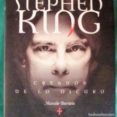 Libros antiguos: STEPHEN KING BIOGRAFIA. Lote 201525838