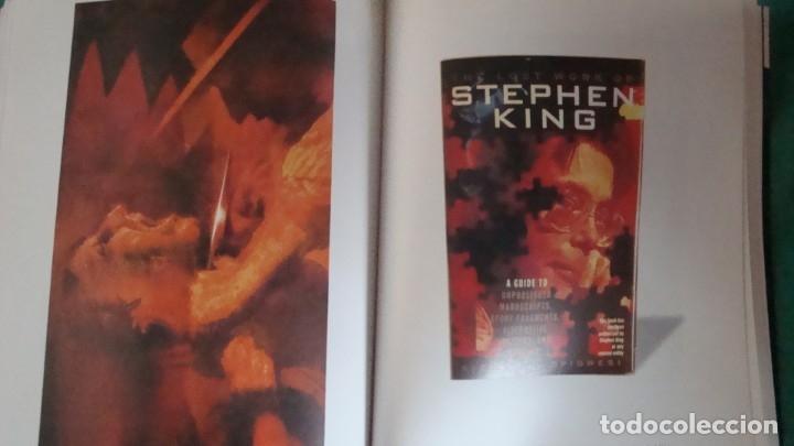 Libros antiguos: Stephen king biografia - Foto 2 - 201525838