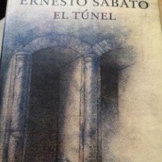 Libros antiguos: ERNESTO SABATO EL TÚNEL CÍRCULO DE LECTORES. Lote 176432627