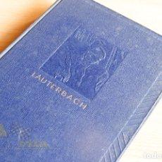 Libros antiguos: MIS AVENTURAS DE GUERRA EN EL MAR 1914-1918 - JULIUS LAUTERBACH - 1ERA EDICIÓN - 1934. Lote 177248783