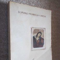 Libros antiguos: GERTRUDIS GÓMEZ DE AVELLANEDA, POR DOMINGO FIGAROLA-CANEDA, 1929. Lote 177660357