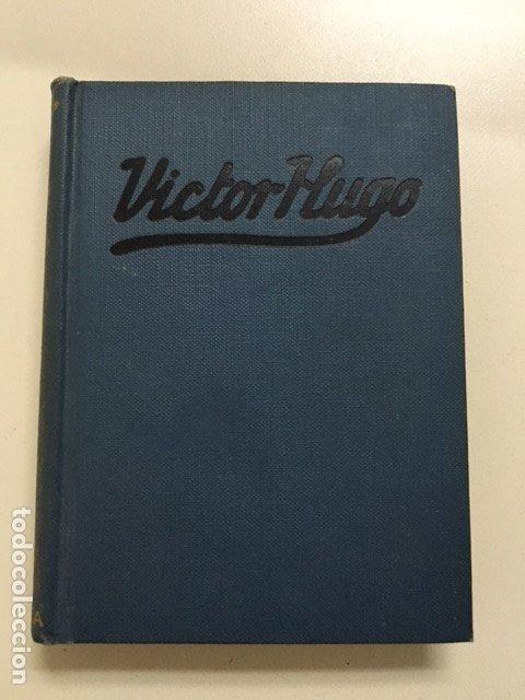 VÍCTOR HUGO DE A. HERRERO MIGUEL - COLECCIÓN GRANDES HOMBRES (Libros Antiguos, Raros y Curiosos - Biografías )