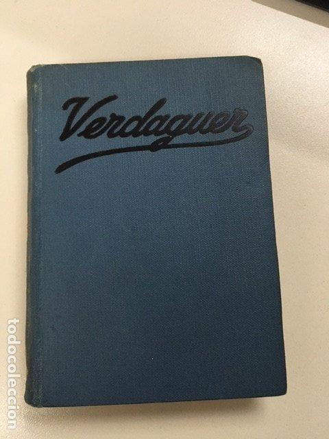 VERDAGUER DE VALERIO SERRA Y BOLDÚ - COLECCIÓN GRANDES HOMBRES (Libros Antiguos, Raros y Curiosos - Biografías )