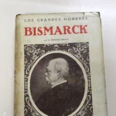 Libros antiguos: LEONARDO DA VINCI DE TRISTÁN KLINGSOR - COLECCIÓN GRANDES HOMBRES. Lote 177668964