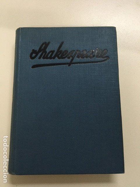 SHAKESPEARE DE M. CONSTANTIN WEYER - COLECCIÓN GRANDES HOMBRES (Libros Antiguos, Raros y Curiosos - Biografías )