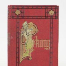 Libros antiguos: FORTUNY, ENSAYO BIOGRÁFICO CRÍTICO, JOSÉ YXART, 2ª EDICIÓN, CASA EDITORIAL MAUCCI, BARCELONA.. Lote 177786959