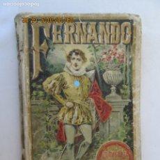 Libros antiguos: FERNANDO - CRISTÓBAL SCHMID - IL. J. ORTEGA HERNÁNDEZ - ED. S. CALLEJA MADRID. Lote 177954842