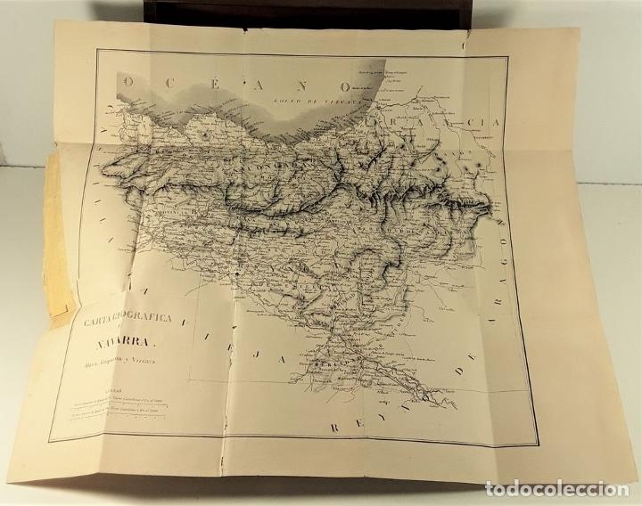 Libros antiguos: VIDA Y HECHOS DE DON TOMÁS DE ZUMALACARREGUI. J. A. ZARATIEGUI. MADRID. 1845. - Foto 5 - 178033055