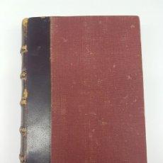 Libros antiguos: EPISTOLARIO ANGEL GANIVET ( MADRID 1919 ). Lote 178345133