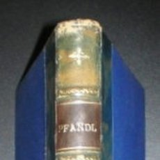 Libros antiguos: PFANDL, LUIS: JUANA LA LOCA. SU VIDA, SU TIEMPO, SU CULPA. 1932. Lote 178940547
