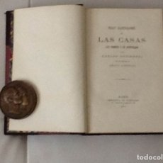 Libros antiguos: CARLOS GUTIERREZ ... FRAY BARTOLOME DE LAS CASAS ... 1878. Lote 179253977