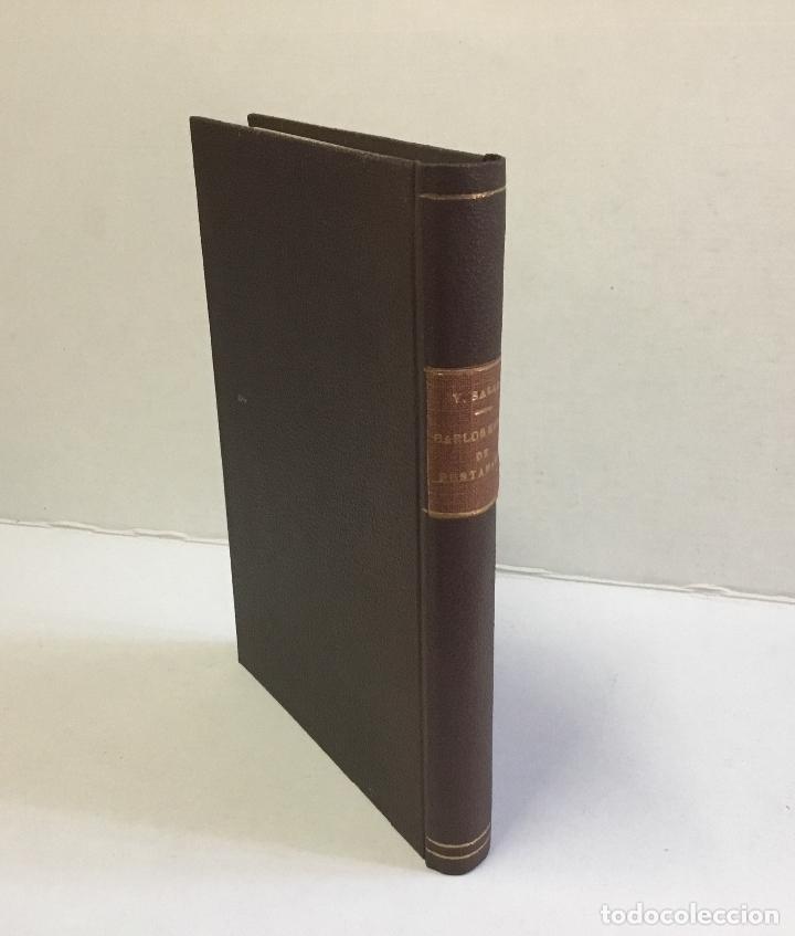 Libros antiguos: LA VIDA AZAROSA Y ROMÁNTICA DE DON CARLOS MARÍA DE BUSTAMANTE. - SALADO ÁLVAREZ, V. - Foto 3 - 180461211