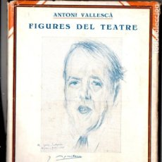Libros antiguos: A. VALLESCÀ : SANTPERE, L' HOME I L' ARTISTA (ALUM, 1931). Lote 181168075