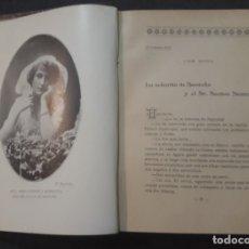 Libros antiguos: FIESTAS ARISTOCRÁTICAS. 1913-1914 ENRIQUE CASAL. MADRID CON FOTOS DE SEÑORAS DE LA SOCIEDAD .. Lote 200820875