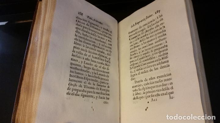 Libros antiguos: 1734 - Vida y virtudes heroicas de la Agustissima emperatriz Leonor Magdalena Theresa - Foto 11 - 183680296