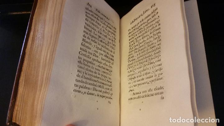 Libros antiguos: 1734 - Vida y virtudes heroicas de la Agustissima emperatriz Leonor Magdalena Theresa - Foto 12 - 183680296