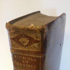 Libros antiguos: 1734 - VIDA Y VIRTUDES HEROICAS DE LA AGUSTISSIMA EMPERATRIZ LEONOR MAGDALENA THERESA. Lote 183680296