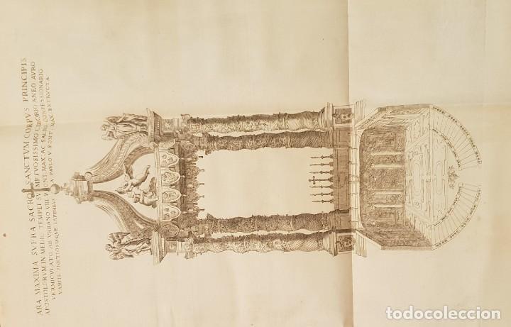 Libros antiguos: Ciacconius: Vitae et res gestae Romanorum Pontificum et SRE Cardinalium - Foto 6 - 183745358