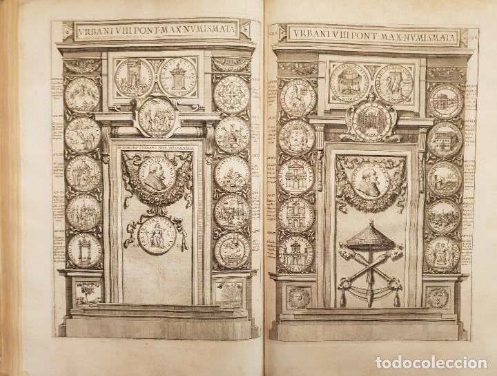 Libros antiguos: Ciacconius: Vitae et res gestae Romanorum Pontificum et SRE Cardinalium - Foto 18 - 183745358