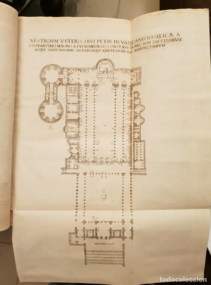 Libros antiguos: Ciacconius: Vitae et res gestae Romanorum Pontificum et SRE Cardinalium - Foto 21 - 183745358
