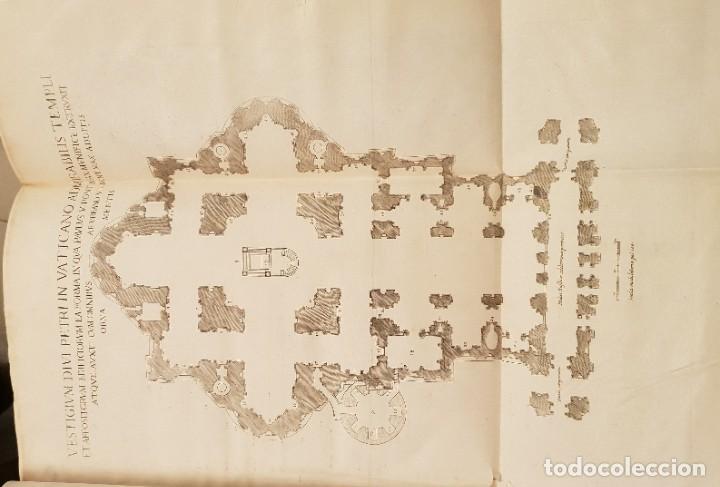 Libros antiguos: Ciacconius: Vitae et res gestae Romanorum Pontificum et SRE Cardinalium - Foto 22 - 183745358