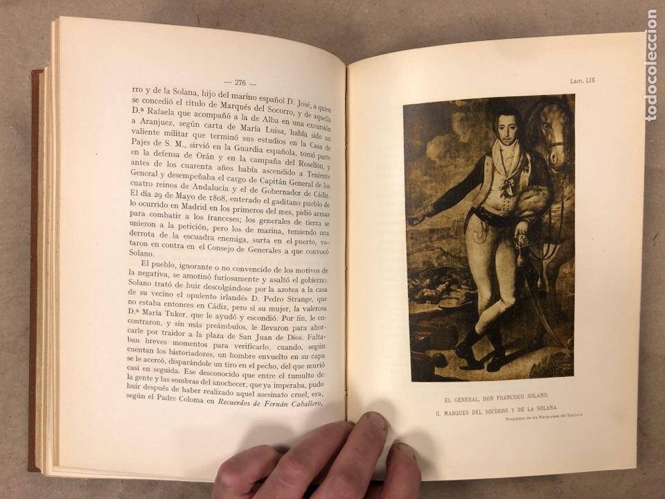 Libros antiguos: LA DUQUESA DE ALBA Y GOYA, ESTUDIO BIOGRÁFICO Y ARTÍSTICO. JOAQUÍN EZQUERRA DEL BAYO. 1927 - Foto 13 - 183746377