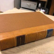 Libros antiguos: LA DUQUESA DE ALBA Y GOYA, ESTUDIO BIOGRÁFICO Y ARTÍSTICO. JOAQUÍN EZQUERRA DEL BAYO. 1927. Lote 183746377