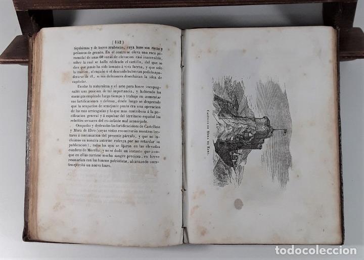 Libros antiguos: VIDA MILITAR Y POLÍTICA DE DIEGO LEÓN. C. MASSA. EST. J. MANINI. MADRID. 1843. - Foto 8 - 183900005