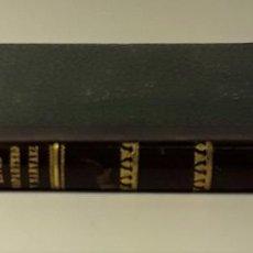 Libros antiguos: PARALELO ENTRE LA VIDA MILITAR DE ESPARTERO Y LA DE NARVAEZ. IMP. A. ORTIGOSA.. Lote 183984578
