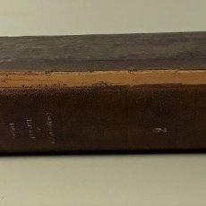 Libros antiguos: RETRAUITE ET MORT DE CHARLES-QUINT AUN MONASTÈRE DE YUSTE. M. GACHARD. 1854.. Lote 184025606