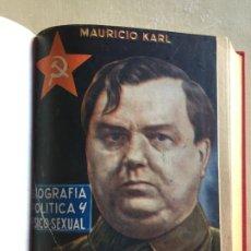 Libros antiguos: MALENKOV. Lote 184265165