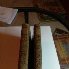 Libros antiguos: HISTORIA DE CARLOS XII REY DE SUECIA 1781 2 TOMOS MADRID IMPRENTA DE PEDRO MARÍN. Lote 184277885
