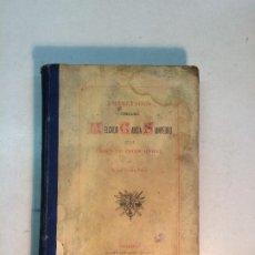 Libros antiguos: JOSÉ SARRI: EL PROTOMÁRTIR ASTURIANO VENERABLE MELCHOR GRACIA SAMPEDRO (1889). Lote 184820213