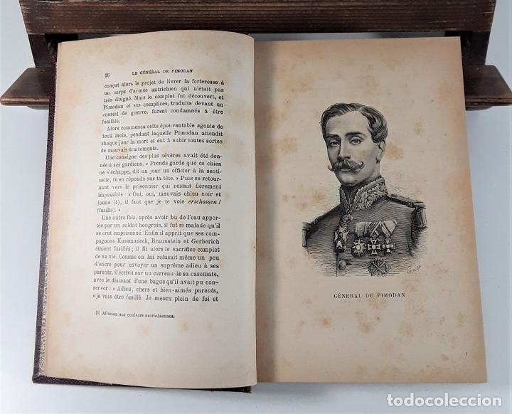 Libros antiguos: BIOGRAPHIES DU XIX SIÈCLE. VARIOS AUTORES. LIBR. BLOUD ET BARRAL. PARÍS. - Foto 5 - 184920041