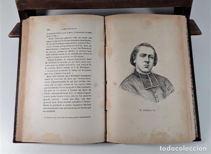 Libros antiguos: BIOGRAPHIES DU XIX SIÈCLE. VARIOS AUTORES. LIBR. BLOUD ET BARRAL. PARÍS. - Foto 6 - 184920041