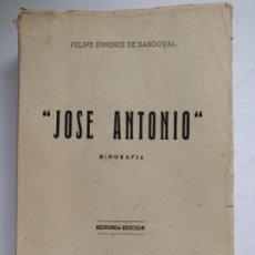 Libros antiguos: JOSÉ ANTONIO. Lote 185767030