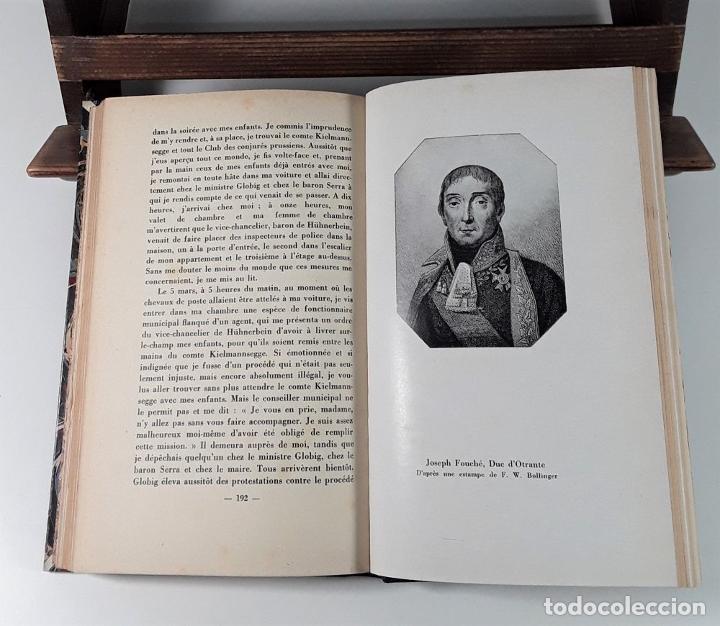 Libros antiguos: MÉMOIRES DE LA COMTESSE DE KIELMANNSEGGE SUR NAPOLEON 1ª. 2 TOMOS. 1928. - Foto 6 - 185788242