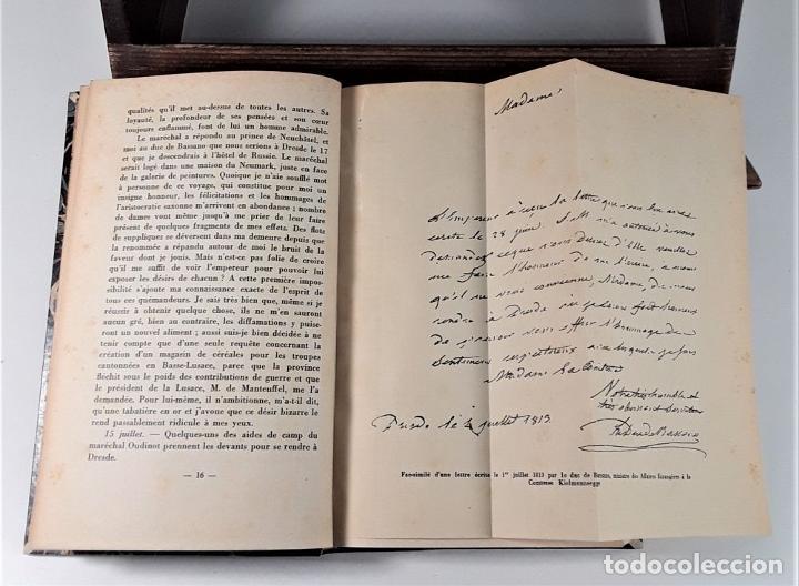 Libros antiguos: MÉMOIRES DE LA COMTESSE DE KIELMANNSEGGE SUR NAPOLEON 1ª. 2 TOMOS. 1928. - Foto 9 - 185788242