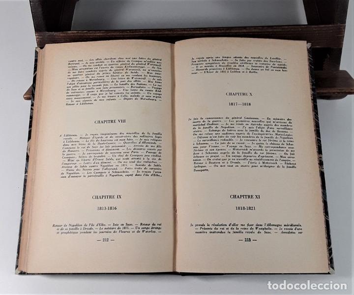 Libros antiguos: MÉMOIRES DE LA COMTESSE DE KIELMANNSEGGE SUR NAPOLEON 1ª. 2 TOMOS. 1928. - Foto 10 - 185788242