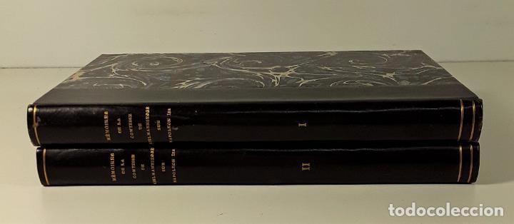 MÉMOIRES DE LA COMTESSE DE KIELMANNSEGGE SUR NAPOLEON 1ª. 2 TOMOS. 1928. (Libros Antiguos, Raros y Curiosos - Biografías )