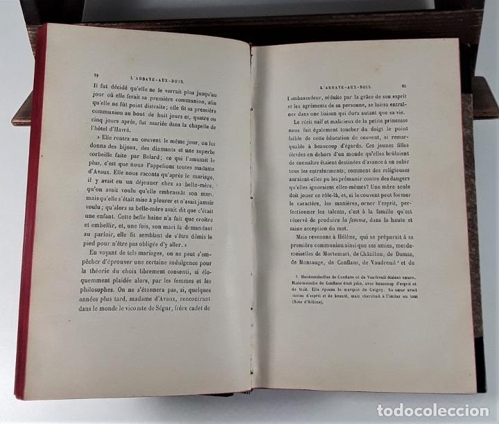 Libros antiguos: HISTOIRE DUNE GRANDE DAME AU XVIII SIECLE, LA PRINCESSE HÉLÈNE DE LIGNE. 1888. - Foto 6 - 185880058