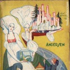 Libros antiguos: ANDERSEN : EL CUENTO DE MI VIDA (MUNDIAL, S.F.). Lote 187101508