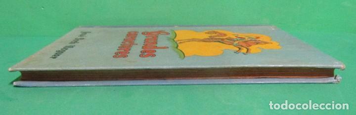 Libros antiguos: JOSE POCH NOGUER - GRANDES CARACTERES - DALMAU CARLES EDITORES 1 EDICION GERONA 1935 - Foto 3 - 187217882