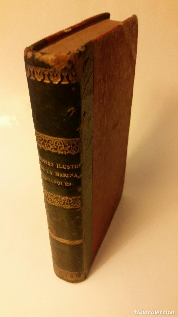 1807 - VARGAS Y PONCE - VARONES ILUSTRES DE LA MARINA ESPAÑOLA: VIDA DE DON PEDRO NIÑO (Libros Antiguos, Raros y Curiosos - Biografías )