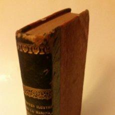 Livres anciens: 1807 - VARGAS Y PONCE - VARONES ILUSTRES DE LA MARINA ESPAÑOLA: VIDA DE DON PEDRO NIÑO. Lote 187493766