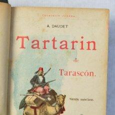 Livros antigos: TARTARIN DE TARASCÓN-ALFONSO DAUDET-SÁENZ DE JUBERA, EDITORES. Lote 188593658