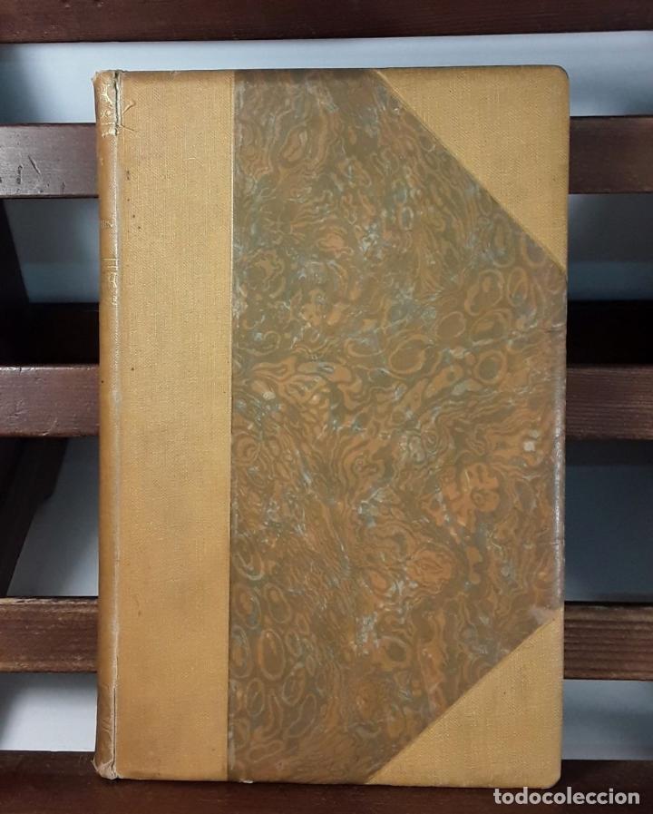 Libros antiguos: PENSÉES ET SOUVENIRS DU PRINCE OTTO VON BISMARCK. IMP. STRASBOURGEOISE. PARÍS. 1919. - Foto 3 - 188669527
